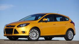 Dính lỗi, Ford hối hả thu hồi Focus 2012