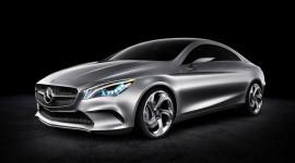 """Lộ diện """"lính mới"""" của Mercedes"""