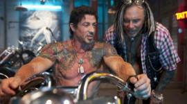 """Khi ông hoàng Rambo """"nghiện""""… chopper"""