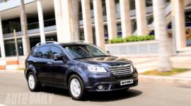 Subaru Tribeca Touring - Đắt xắt ra miếng?