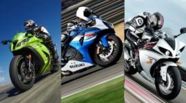 Suzuki GSX-R1000 vs Yamaha YZF-R1 vs Kawasaki Ninja ZX-10R