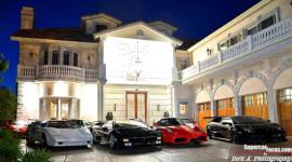 """Đột nhập gara toàn Lamborghini và Ferrari của """"đại gia"""""""