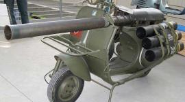 Vespa 150 TAP - 'Lính dù' của nước Pháp