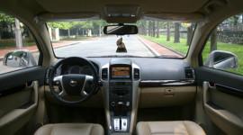 Xe Captiva có tiếng ồn lớn trong khoang lái?