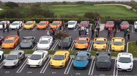 Bãi đỗ xe Lamborghini 50+
