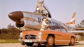 Mercedes-Benz SL: Thành công trên trường quốc tế (P2)