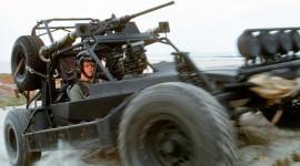 Soi chiếc xe của lực lượng Navy SEAL