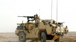 """Anh """"biếu không"""" 1,9 tỷ USD để trang bị xe cho Afghanistan"""