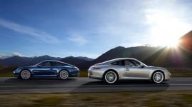 Porsche 911 Carrera nhận giải thưởng cao quý