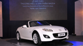 VinaMazda báo giá 3 mẫu xe mới