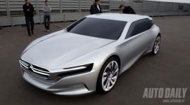 Concept Numéro 9 – Chiếc xe đến từ tương lai