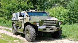 """""""Con sói"""" VPK-3927 của hãng GAZ"""