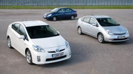 Doanh số xe hybrid của Toyota vượt mốc 4 triệu chiếc