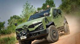 Oshkosh Sandcat - chiếc xe dành cho cảnh sát Mỹ
