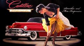 Những bức họa về phụ nữ và xe hơi đẹp đến khó cưỡng