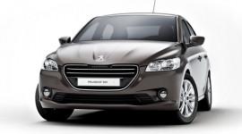 Peugeot 301 – xe sedan kinh tế sắp ra mắt
