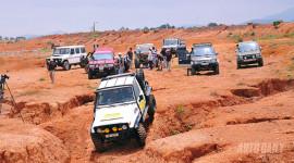 """Điểm mặt các """"anh tài"""" offroad tham gia Hạ Long Challenge 2012"""