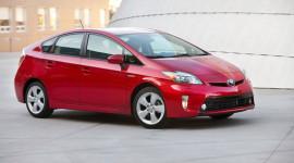 Toyota Prius - Mẫu xe bán chạy thứ 3 trên thế giới