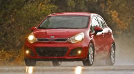 Kia Rio 2012 - Đối thủ đáng gờm của Ford Fiesta