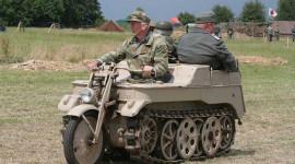 Chiếc xe máy độc nhất vô nhị của người Đức