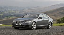 Mercedes S-Class thế hệ mới sử dụng hộp số tự động 9 cấp