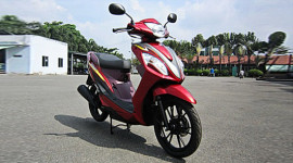 Hàng loạt mẫu xe máy mới ra mắt thị trường
