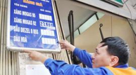 Giá xăng không thể giảm nhiều như tăng
