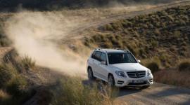 Mercedes-Benz GLK 2013 – Mạnh mẽ trong từng đường nét