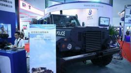 Trung Quốc giới thiệu xe bọc thép mới