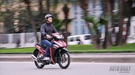 Chạy rốt-đa xe máy mới mua thế nào cho đúng?