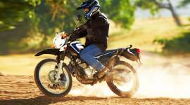 Cải tiến nhẹ trên Yamaha XT250 2013