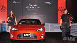 Xe 2 cửa ồ ạt về Việt Nam: Cuộc đua về thương hiệu
