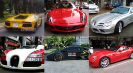 Điểm mặt 10 siêu xe đình đám nhất Việt Nam (P.1)