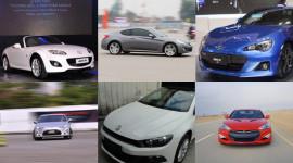 Chọn xe coupe nào tại thị trường Việt?