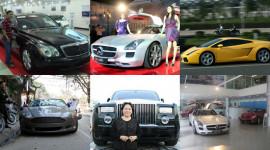 Điểm mặt 10 siêu xe đình đám nhất Việt Nam (P.2)