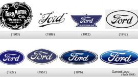 Quá trình thay đổi biểu tượng của Ford Motor