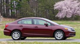 """""""Vận đen"""" chưa tha Honda Civic thế hệ mới"""