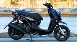 Yamaha Zuma 125 – Scooter đa địa hình