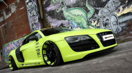 "Một Audi R8 V10 ""cực ngầu"""