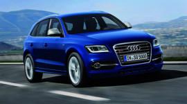 Audi SQ5 TDI 2013 – dòng S đầu tiên sử dụng động cơ diesel