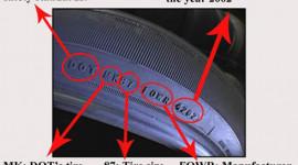 Làm thế nào để biết năm sản xuất lốp xe?