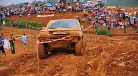Sắp diễn ra giải đua xe ôtô địa hình lớn nhất Việt Nam