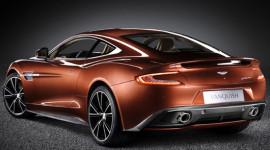 Aston Martin Vanquish chính thức lộ diện