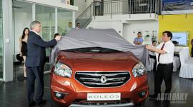 Renault Koleos mới có giá bán 1,49 tỷ đồng