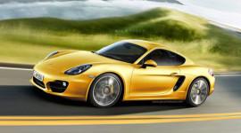 Porsche Cayman S 2013 định ngày ra mắt
