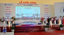 THACO xây dựng Nhà máy chế tạo động cơ tại Việt Nam