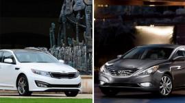 """Hyundai Sonata 2012 vs Kia Optima 2012: """"Huynh đệ tương tàn"""""""