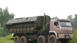 Chiêm ngưỡng 'lực sĩ' KamAZ-6560