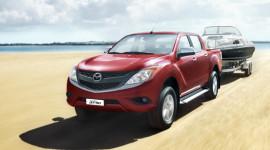 Vina Mazda báo giá mẫu bán tải BT-50 tại Việt Nam