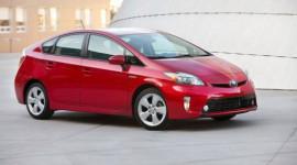 Toyota Prius 2015 sẽ nhẹ và hiệu quả hơn